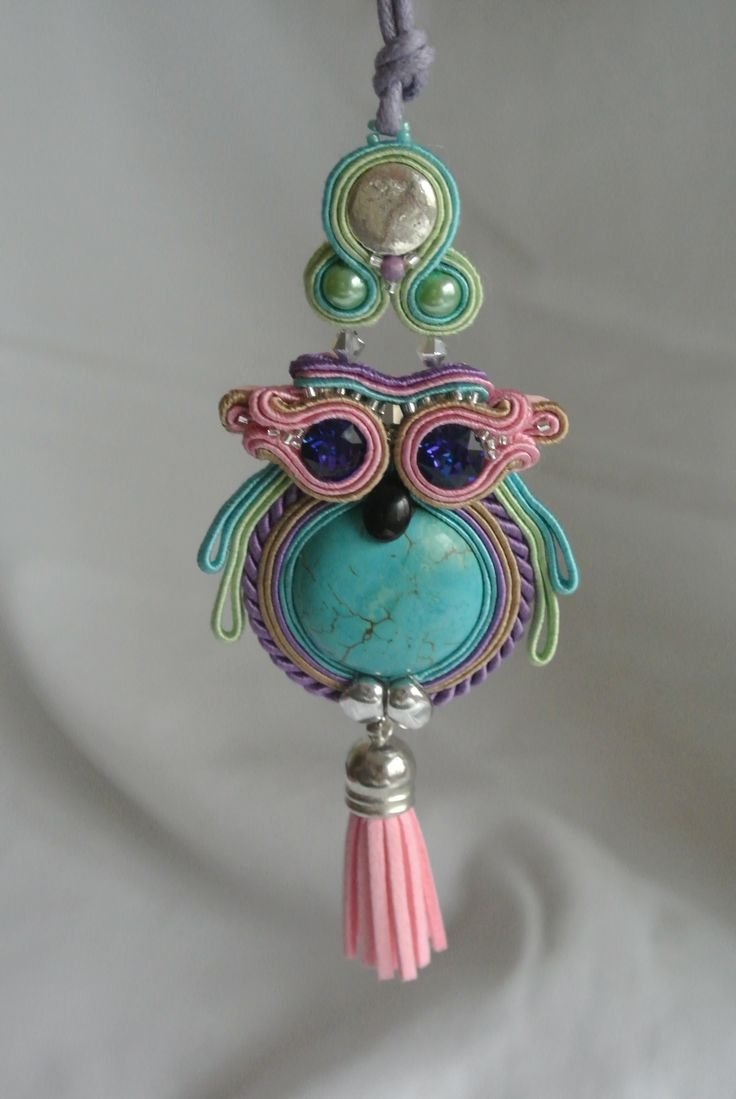 my soutache owl :)