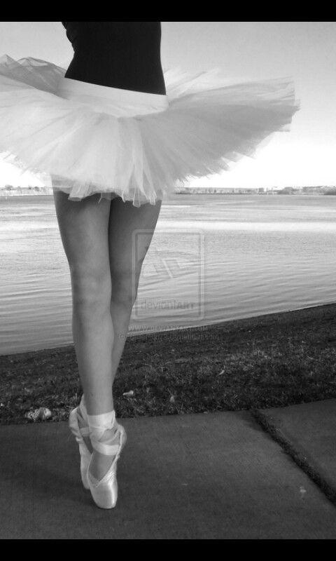 Black And White Ballerina Photography