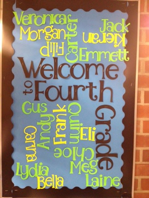 Diary of a 21st Century Teacher: bulletin boards