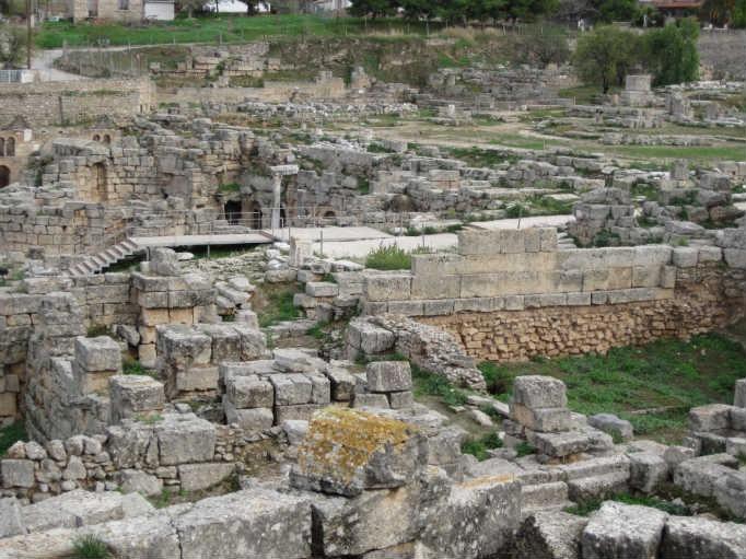Ancient Corinth  Ancient Greece  Pinterest
