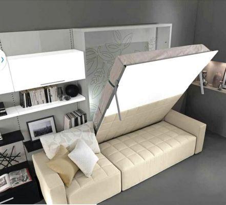 Фото: Мебель-трансформер для малогабаритных квартир (Фото)