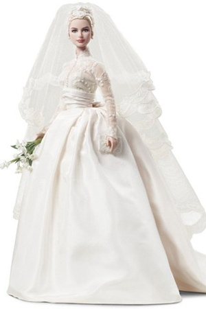 Barbie bride Grace