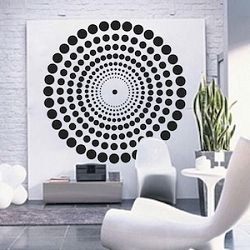 Contemporary Wall Decal & Modern Stickers From Trendy Wall Designs