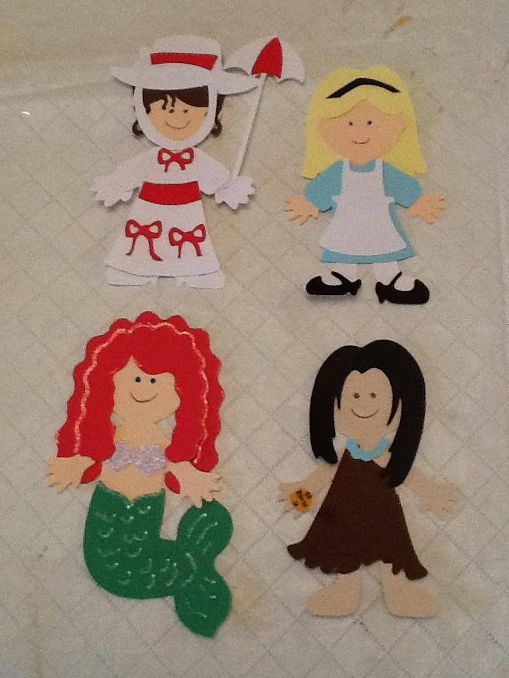 Everyday Paper Dolls