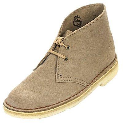 Chollo en Amazon España: Botas Clarks Originals Desert Boot por solo 59,95€ (un 54% de descuento sobre el precio de venta recomendado y precio mínimo histórico)