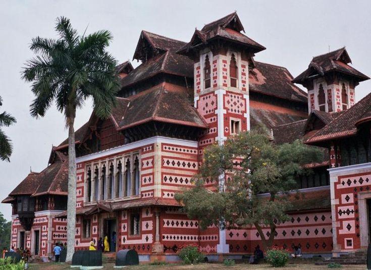 Iconic Napier Museum, Trivandrum
