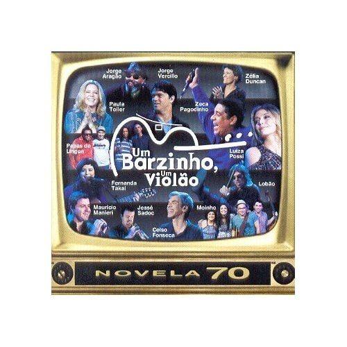 Um Barzinho Um Violao-Novela 70 - Vol. 2-Um Barzinho Um Violao-Novela 70