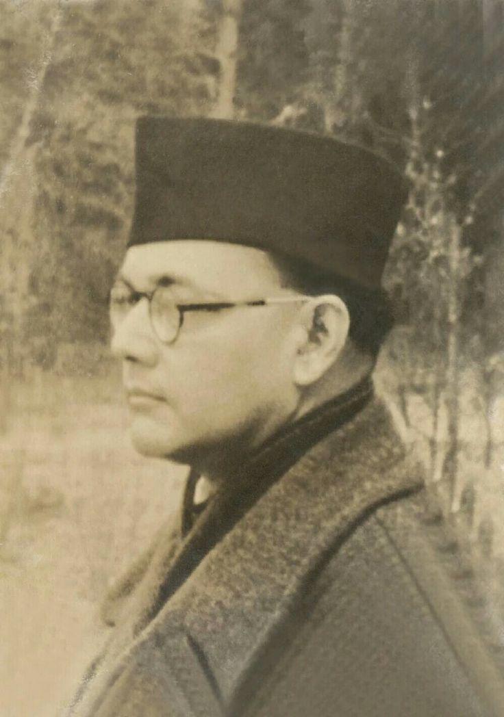 Netaji Subhash Chandra Bose. Germany. 1941.
