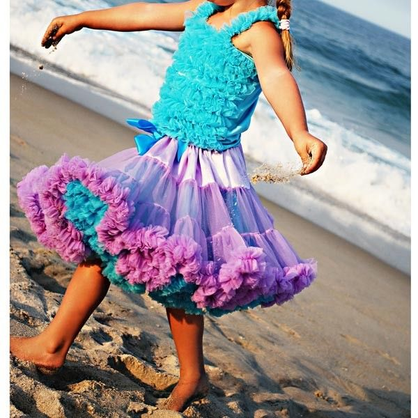 Smitten Pettiskirt Tutus for Little Girls - #onsale now at EllaBella.ca!