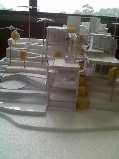 Proyectos Arquitectonicos Academicos - Galería de proyectos semestres I , II