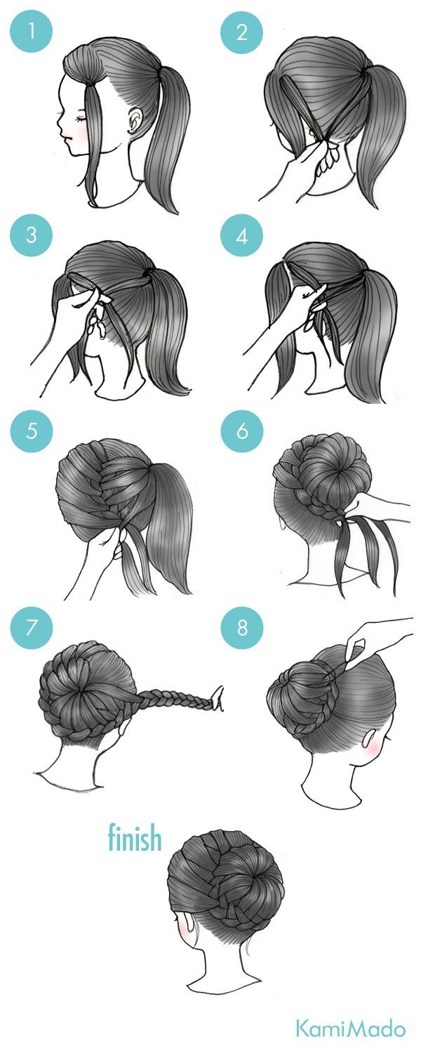 Hairstyles Tutorials You Can Adopt Every Day