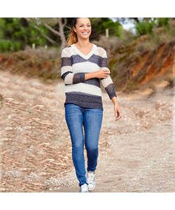 Cherokee Women's Fashion Wash Skinny Jeans - Size 10.