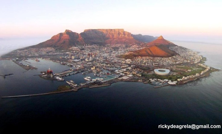 Cape Town. proudly South African