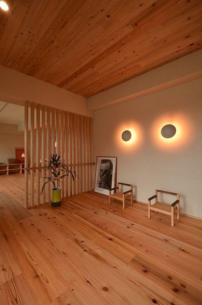 完成写真でみる設計のポイント | 木のマンションリフォーム・リノベーション-マスタープラン一級建築士事務所