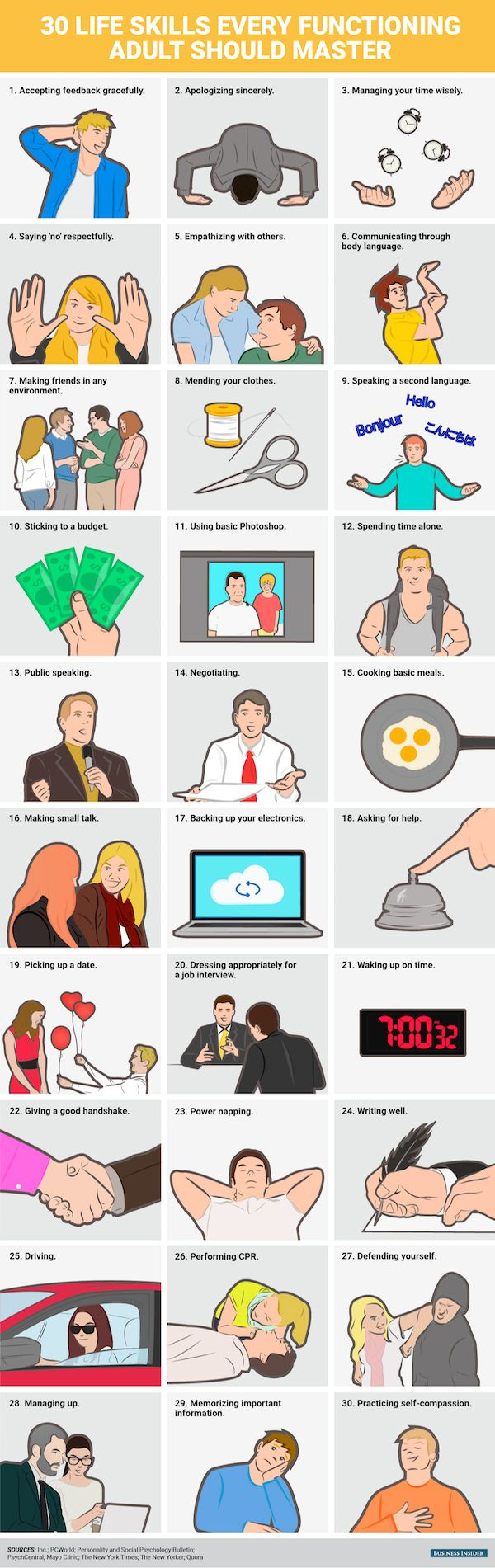 30 life skills every designer should master | Creative Bloq