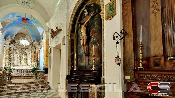 Gioiosa Marea - Dopo 5 anni riapre al culto la Chiesa di Santa Maria delle Grazie - http://www.canalesicilia.it/gioiosa-marea-dopo-5-anni-riapre-al-culto-la-chiesa-di-santa-maria-delle-grazie/