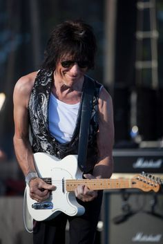 Jeff Beck: enough said.