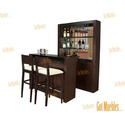 56 best images about bares modernos para casas on - Muebles para bar ...