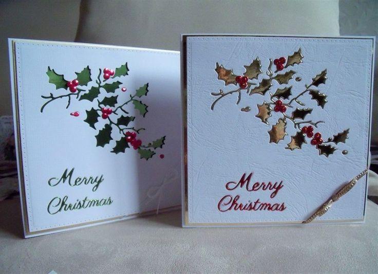 Mariecurie Cas Christmas cards. | docrafts.com