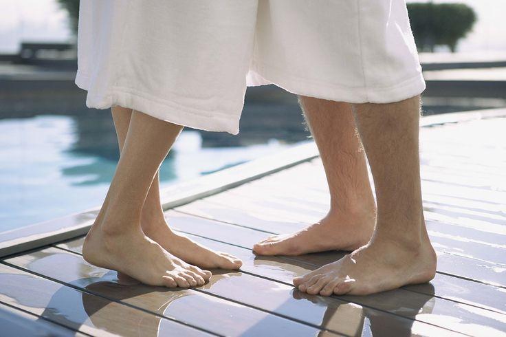 Здоровые ноги и красивые ноги