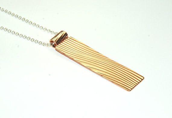 Glow by Erin Austin on Etsy #copper #mixedmetal #jewelry #handmade #etsy