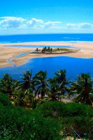 Mozambique. Must do: on Benguerra can dive, go sailing in dhow, spot flamingoes and turtles and star gaze. Stay at Azura, exclusive beach retreat on Benguerra Island.........if you have the dosh!!!