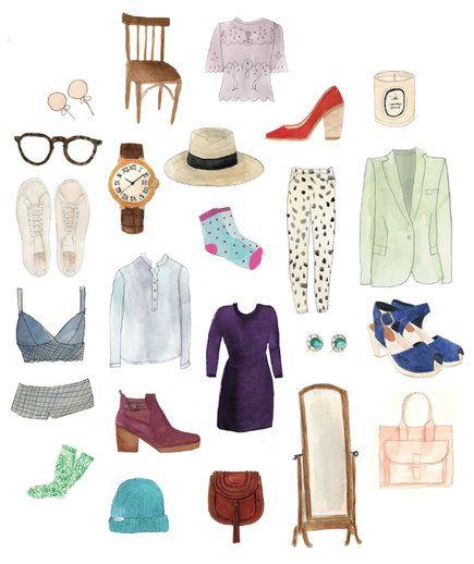 how to do a successful closet purge