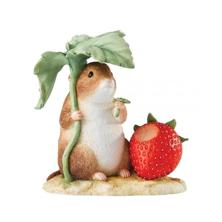 We stock a great range of Beatrix Potter Figurines at Gifts and Collectables including the Timmy Willie With Strawberry Figurine - Same day despatch