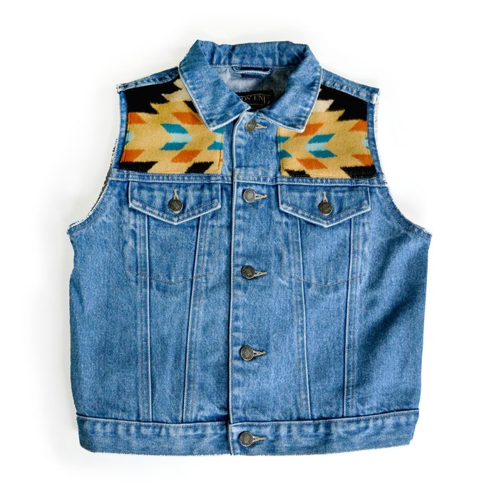 Image of Archer Kids' Vest - 8 years