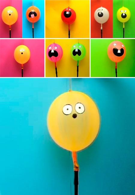 globos cantando