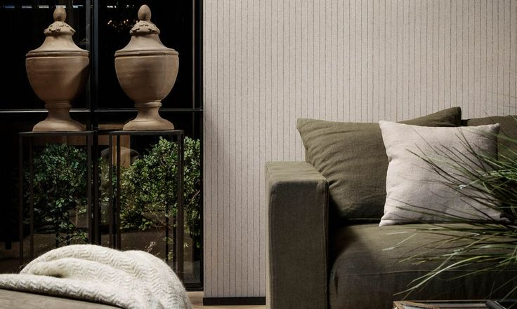 Craie | Flamant Caractère wallpaper | Collections | Arte wallcovering