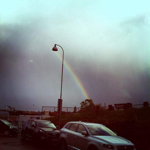 -Rainbow-  Linnea Kruslock