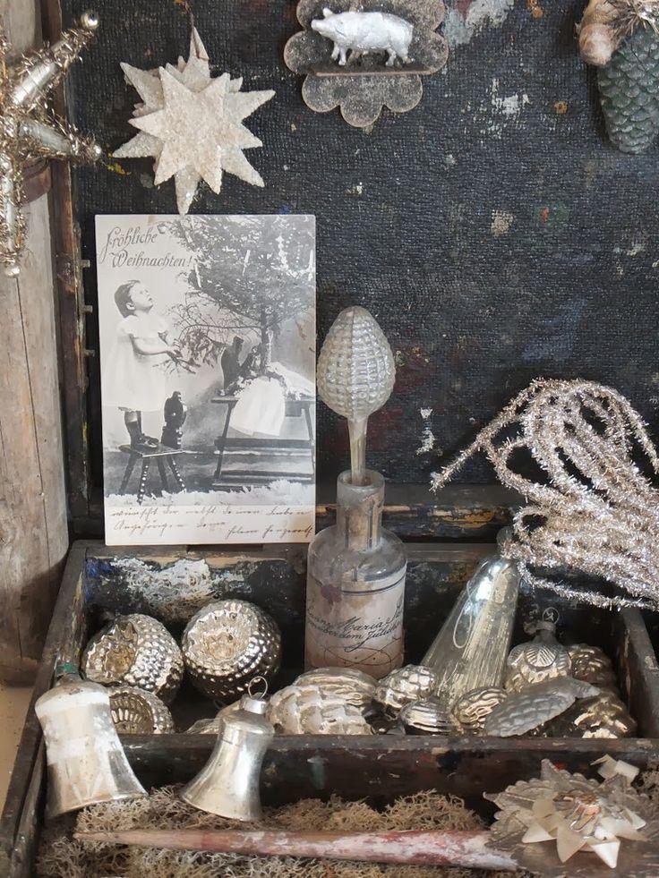 princessgreeneye: Weihnachtlicher Glitzer aus der guten alten Zeit...............