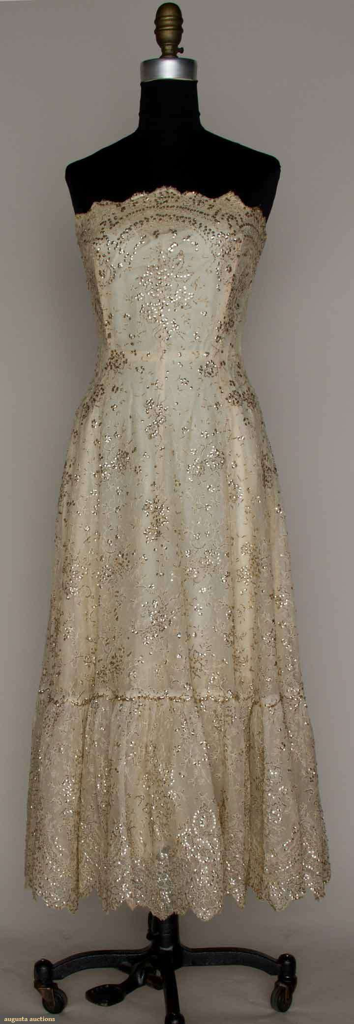 Amazing 1960 Evening Gowns Gift - Wedding and flowers ispiration ...