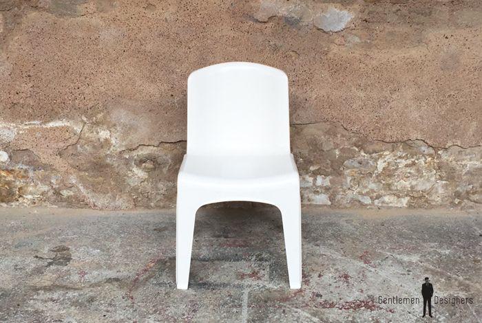 Chaise Gilac Design Empilables Moulage Plastique Blanc Vin Cha 048 Moulage Plastique Design Chaise