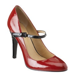 Sheryl $89 lovely red patent