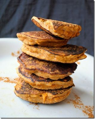 Sweet Potato Pancakes - Canada Girl Eats Paleo