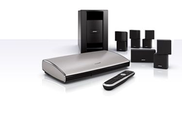 Bose Australia - 5.1 surround systems - Lifestyle 520 home theatre system