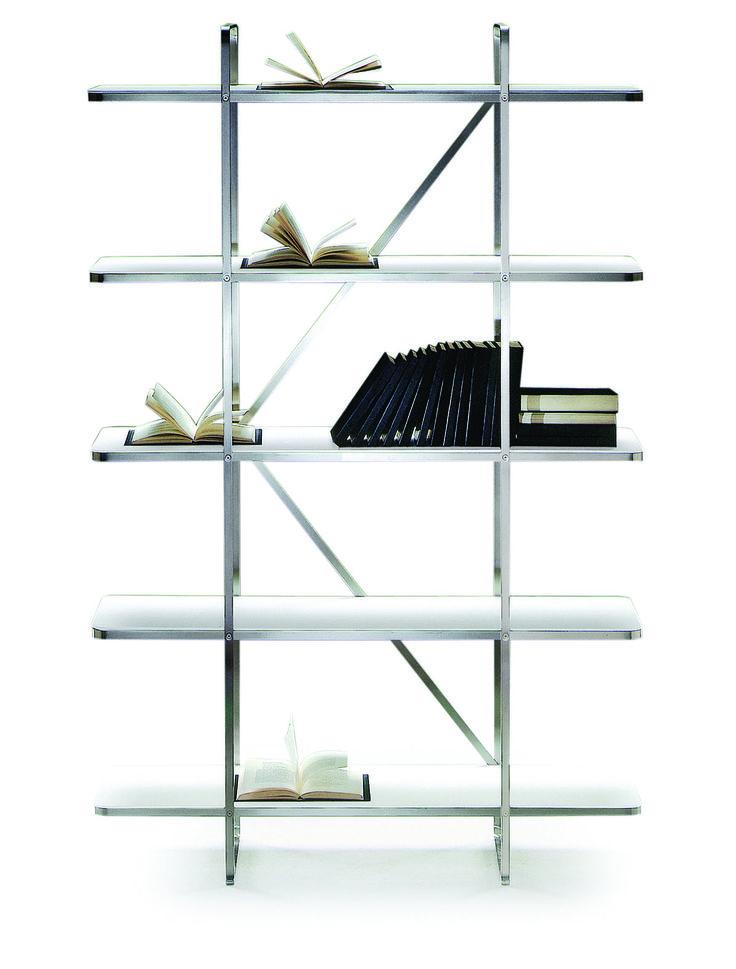 FLEXFORM CARLOTTA #bookcase, designed by Antonio Citterio.