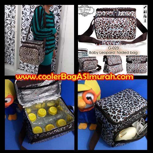 Cooler Bag ASI Gabag Baby Leopard Folded Pack http://coolerbagasimurah.com/cooler-bag-asi/cooler-bag-asi-gabag-baby-leopard-folded-pack/