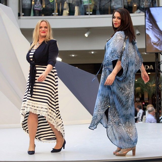 | Live from Munich | Shop the #summer runway! • #matfashion #realsize #collection #catwalkshow #munich #plussize #plussizeblogger #plussizefashion