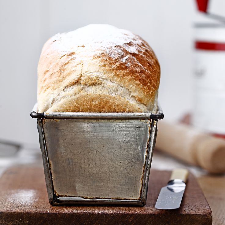 Can You Make Cake With Stale White Bread Loaf