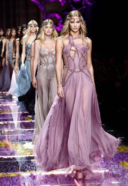 Versace Hout Couture Runway Final 2015/2016...