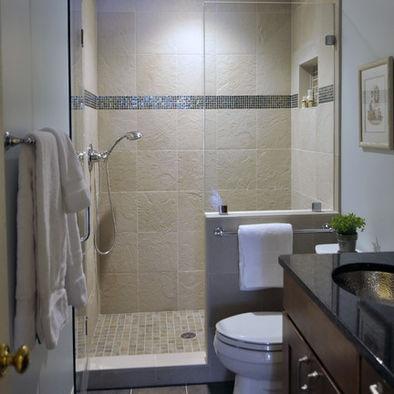 Gorgeous Hall Bathroom