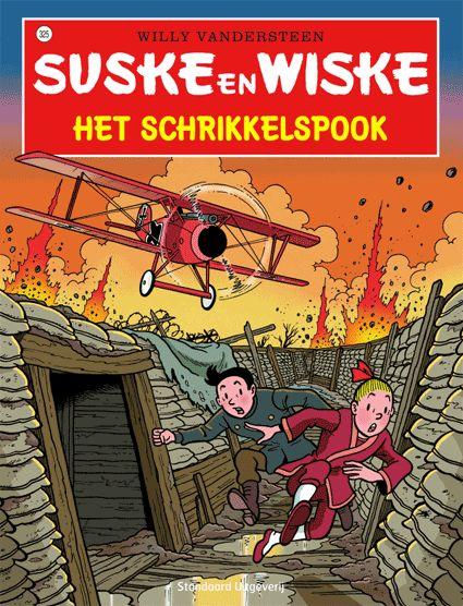 Suske en Wiske 325 - Het schrikkelspook http://www.suskeenwiskeshop.com/hoofdreeks/suske-en-wiske-327-het-schrikkelspook