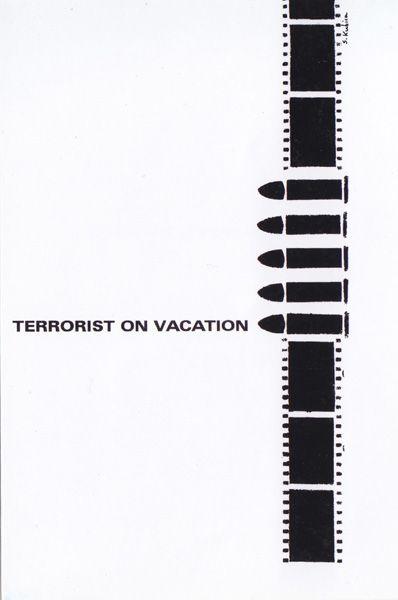 Terrorist on vacation 65zł