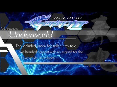 Azure Striker Gunvolt - Underworld
