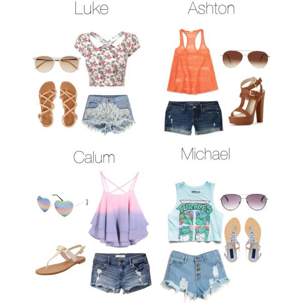 5sos preference- Spring Break