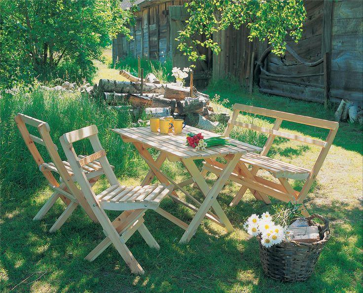Gammeldags stol från Brafab - Köp online eller i butik