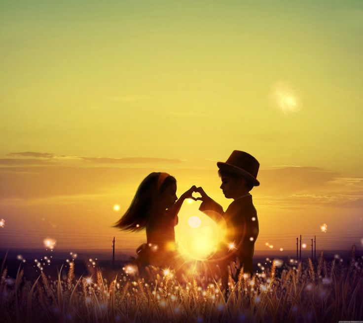 Love Wallpaper Lock Screen : cute child Love Lock Screen Mobile Wallpapers ...